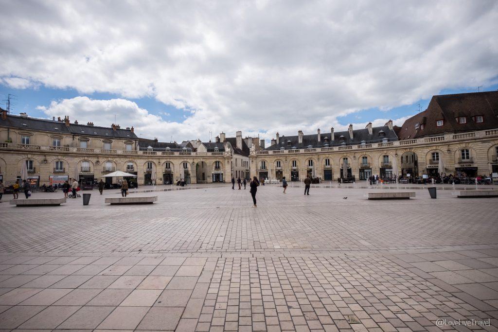 Dijon parcours chouette côte-d'or blog voyage Lovelivetravel