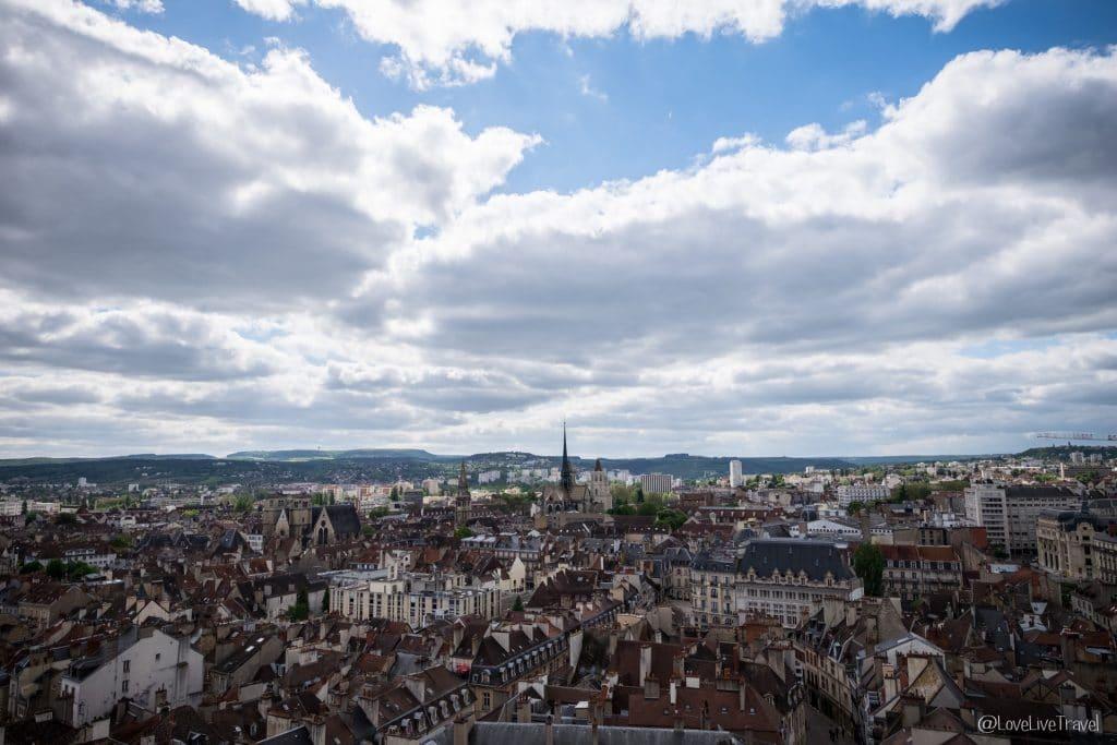 Dijon Tour Philippe Le Bon côte-d'or blog voyage Lovelivetravel