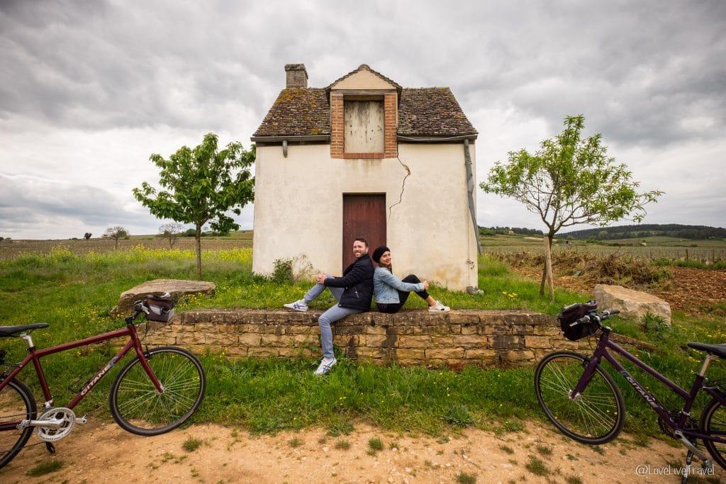 Beaune vélo Bourgogne Randonnée côte-d'or blog voyage Lovelivetravel