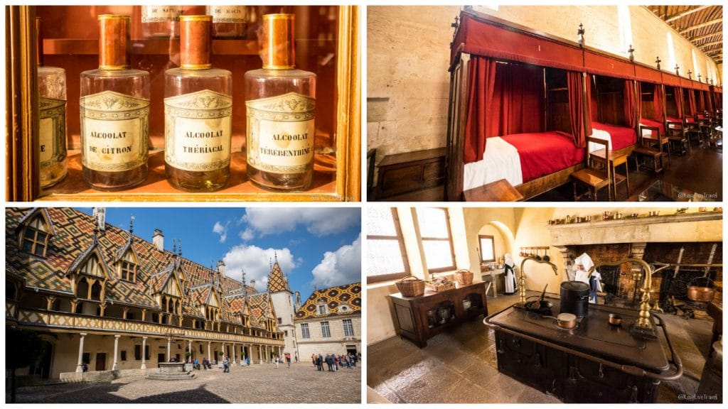 Beaune hospices côte-d'or blog voyage Lovelivetravel