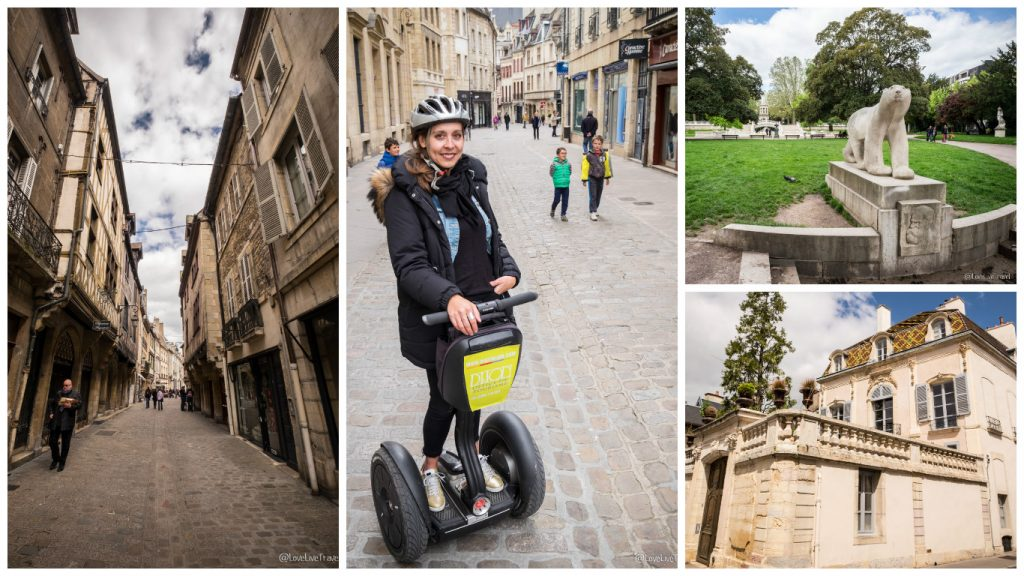 Dijon segway côte-d'or blog voyage Lovelivetravel