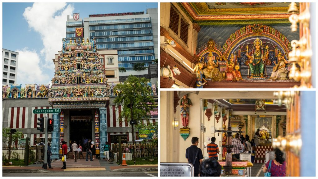 Singapour quartier Little India blog voyage lovelivetravel