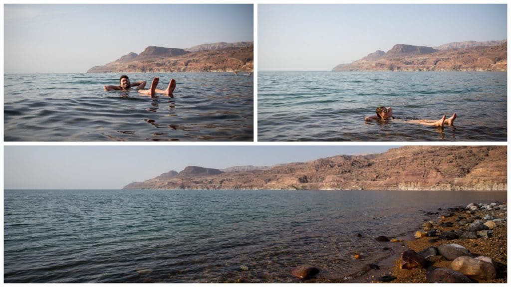 Mer Morte Jordanie roadtrip blog voyage Lovelivetravel