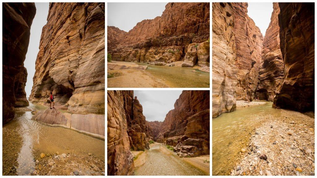 Jordanie canyon wadi mujib blog voyage Lovelivetravel