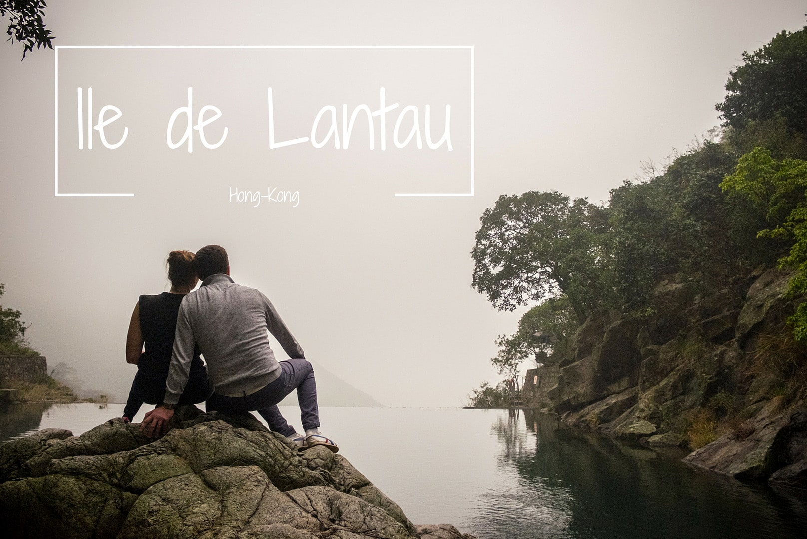 1 journée sur l'île de Lantau, Hong-Kong