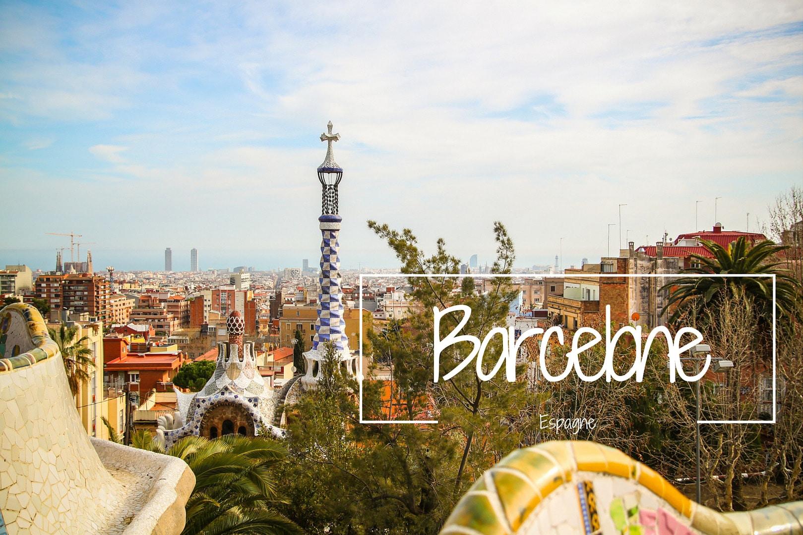 Barcelone : Une belle destination pour le Week-End
