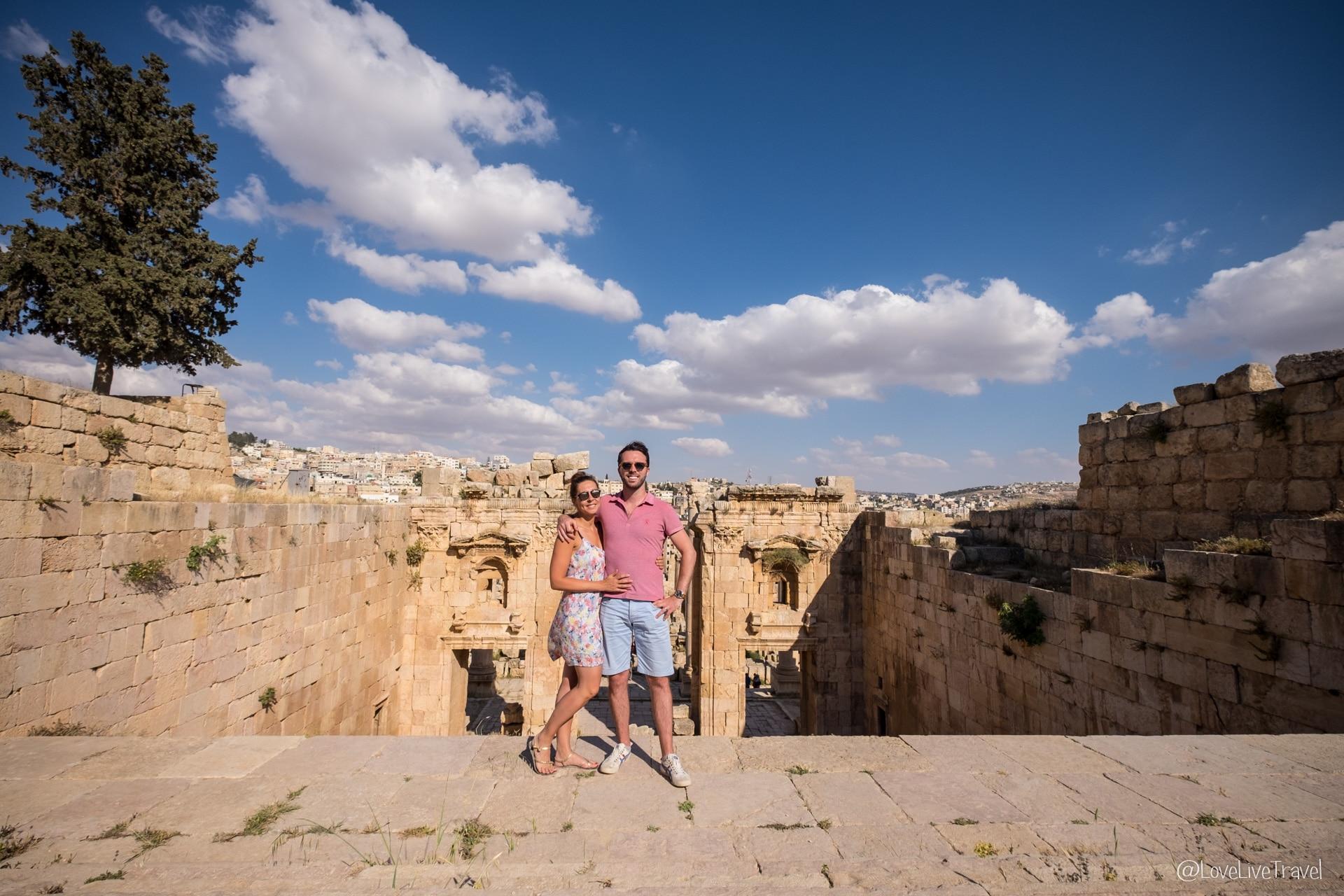 Roadtrip Jordanie – De la Mer Rouge à Jérash