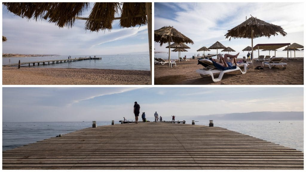 Aqaba Mer rouge berenice beach Jordanie roadtrip blog voyage lovelivetravel