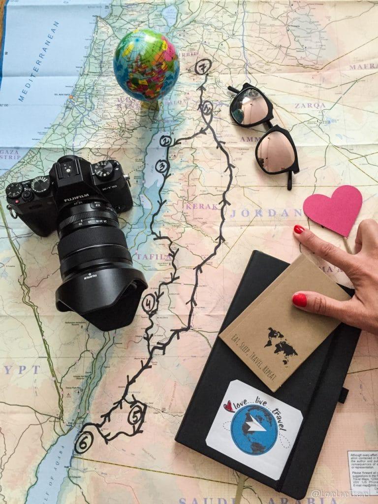 Jordanie roadtrip blog voyage lovelivetravel