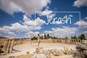 Jérash Aqaba Roadtrip Jordanie blog voyage LoveLiveTravel