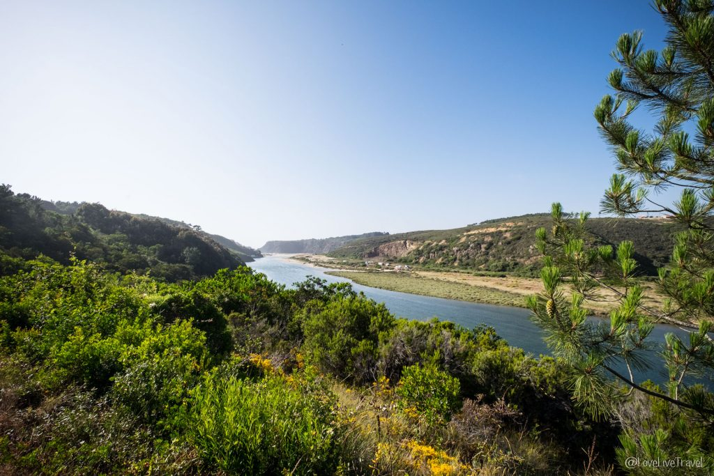 Odeceixe Algarve Portugal road trip blog voyage LoveLiveTravel