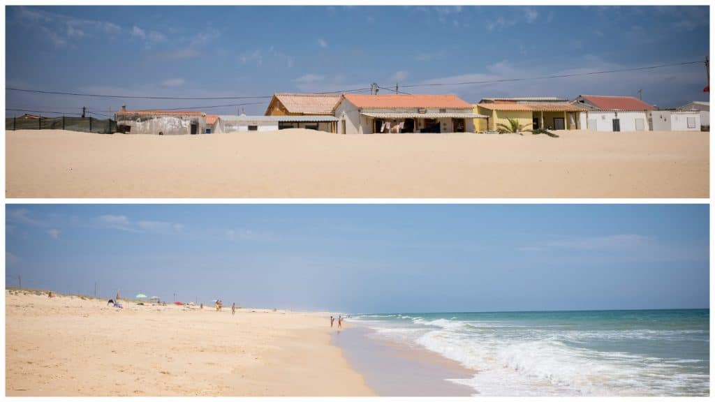 Faro Algarve plage Portugal road trip blog voyage LoveLiveTravel