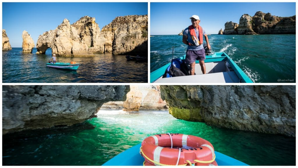 Ponta Da Piedade Lagos Algarve Portugal road trip blog voyage LoveLiveTravel
