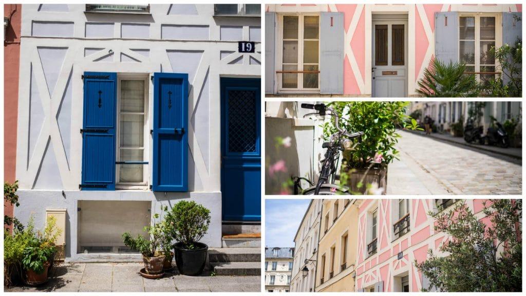 Paris rue crémieux insolites secrètes cité figuier blog voyage LoveLiveTravel