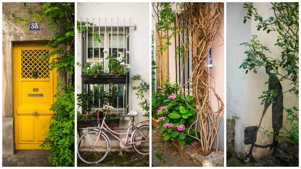 Paris rue des Thermopyles insolites secrètes cité figuier blog voyage LoveLiveTravel