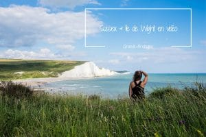 Sussex ile de wight grande-bretagne blog voyage LoveLiveTravel