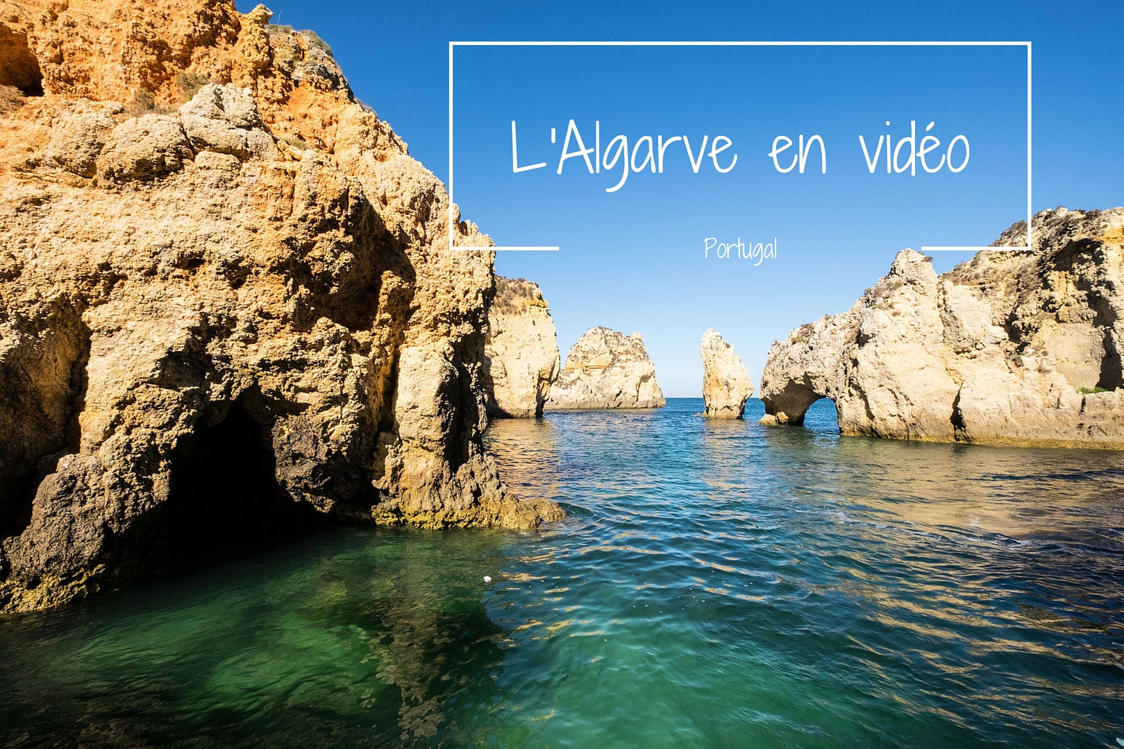 L'Algarve en 1 minute chrono !