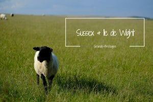 Sussex Ile de Wight grande Bretagne blog voyage Love Live Travel