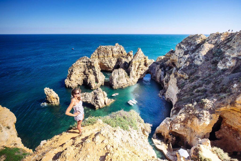 portugal Algarve en 3 jours : sea, beach and sun blog voyage lovelivetravel