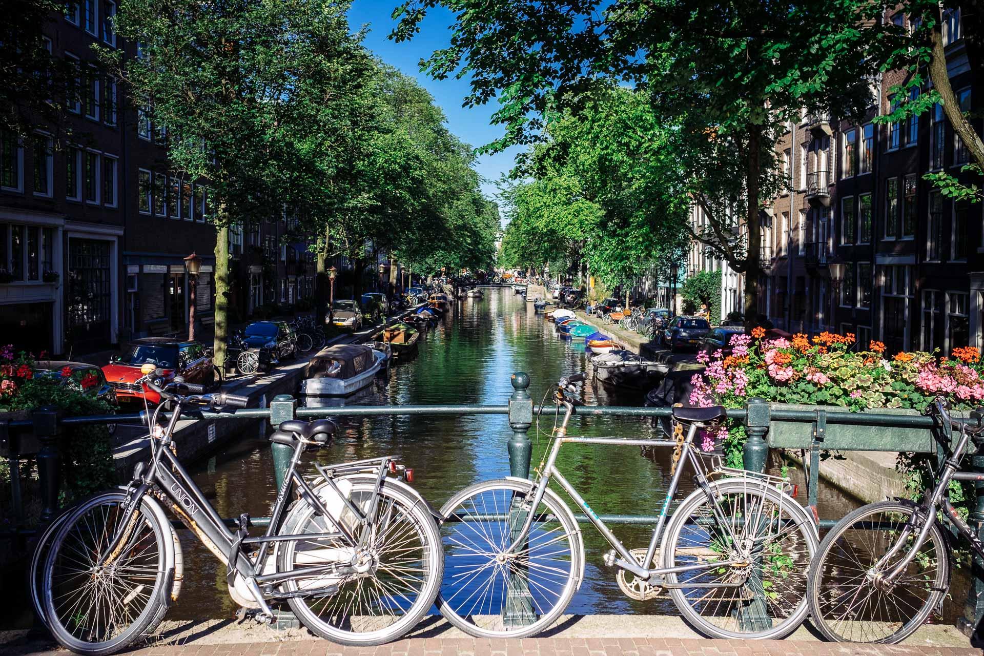 Le meilleur d'Amsterdam et des environs en 2 jours