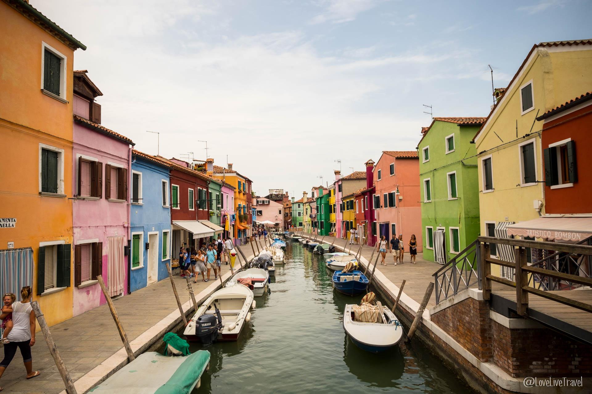 Burano et Venise en 2 jours, Viva la Dolce Vita