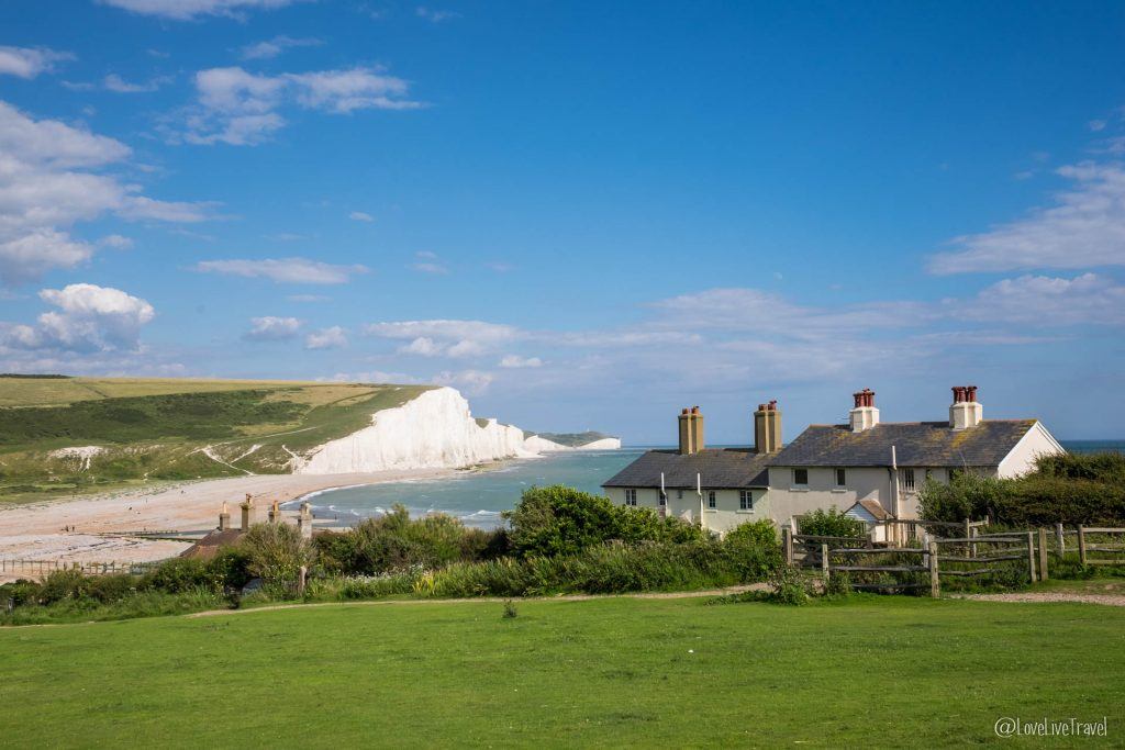 Sussex seven sisters blog voyage love live travel