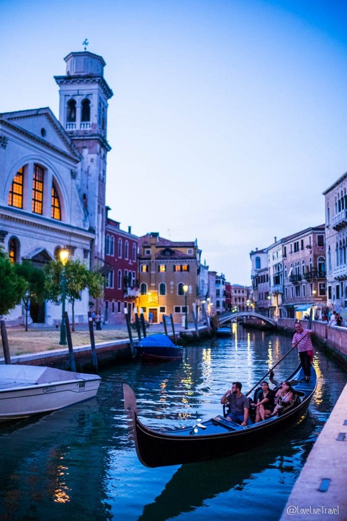 Venise Italie blog voyage LoveLiveTravel