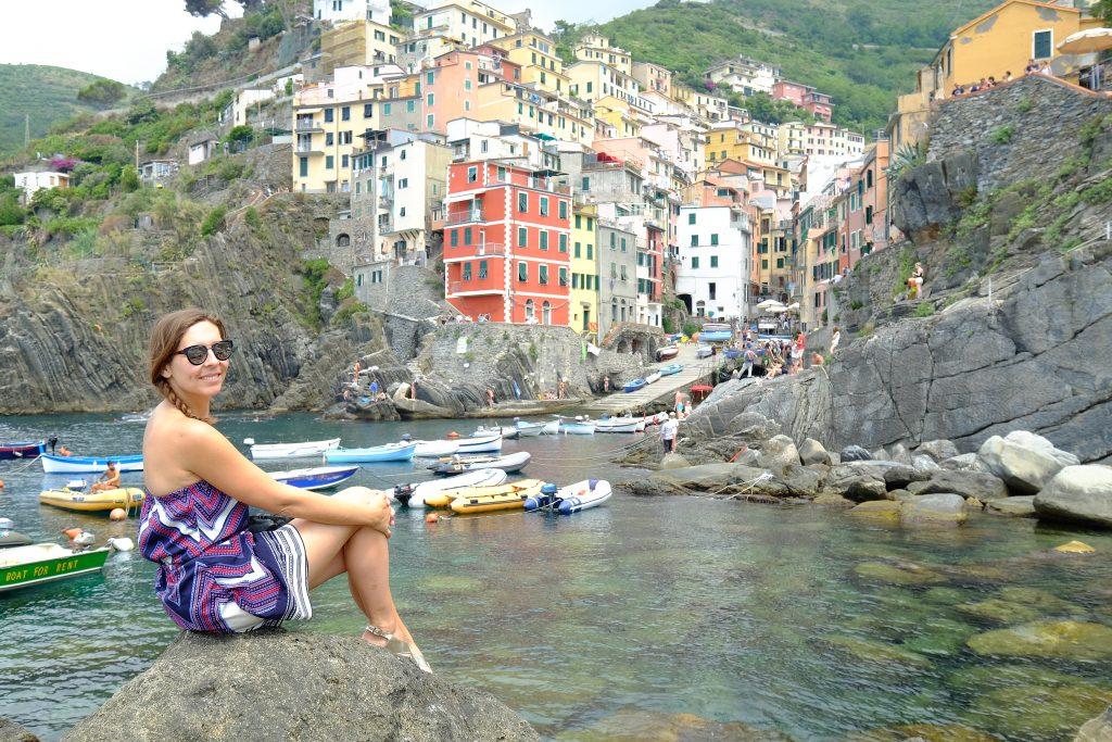 Les Cinque Terre en 1 minute chrono italie blog voyage et lifestyle lovelivetravel