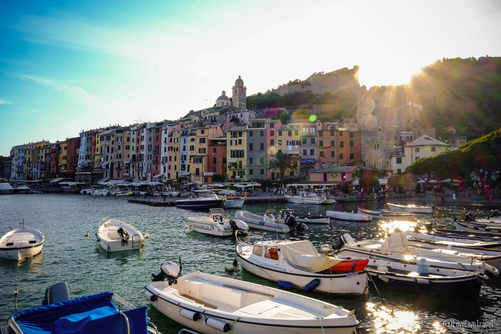 Portovenere Cinque terre gira cinq terres Italie blog voyage LoveLiveT