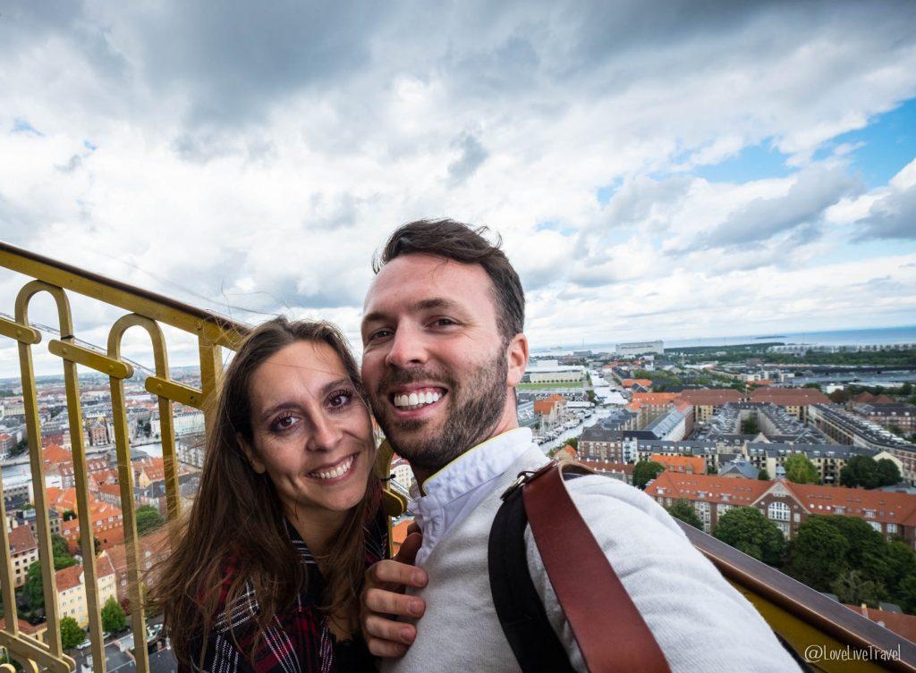 Eglise Notre Dame de Sauveur Copenhague Danemark blog voyage lovelivetravel