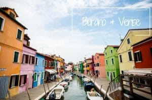 Burano Italie blog voyage LoveLiveTravel