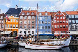 Copenhague vidéo Danemark blog voyage lovelivetravel