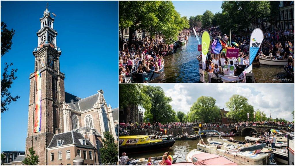 europride Amsterdam Pays-bas blog voyage Lovelivetravel