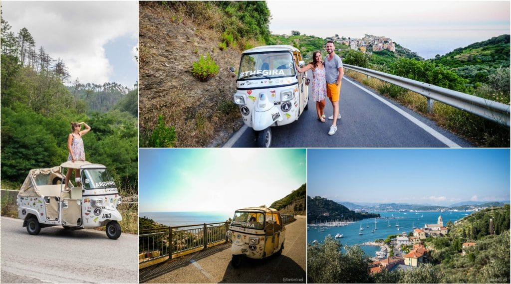 Cinque terre gira cinq terres Italie blog voyage LoveLiveT
