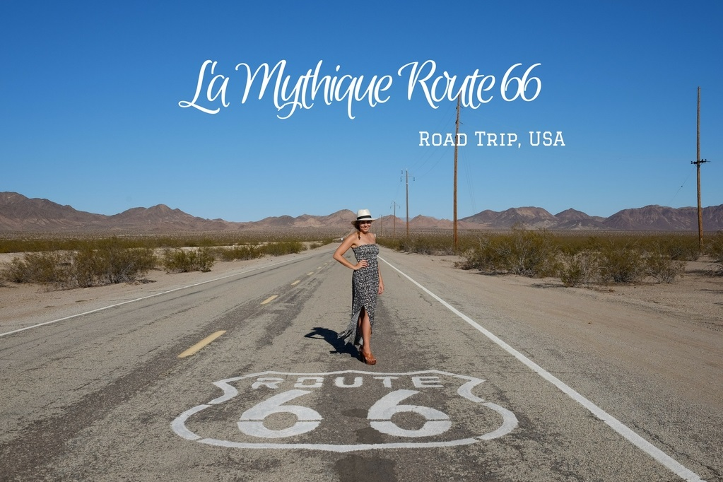 Road trip USA route 66 blog voyage lovelivetravel