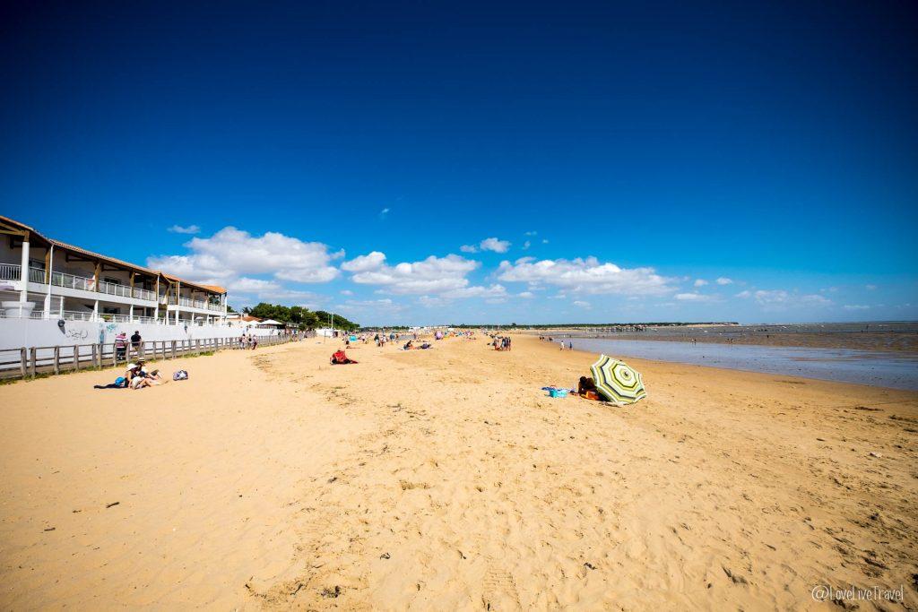 plage la-tranche-sur-mer vendée france blog voyage lovelivetravel