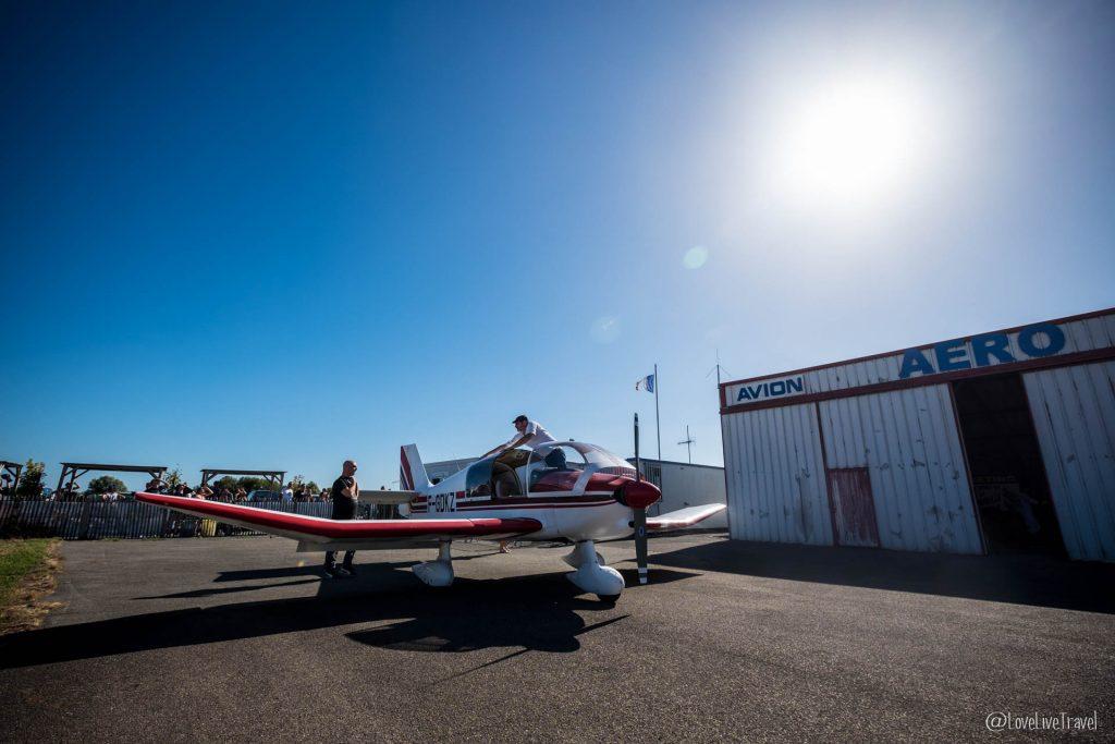 aéroclub la-tranche-sur-mer vendée france blog voyage lovelivetravel