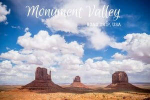 Monument Valley, Road trip USA blog voyage LoveLiveTravel