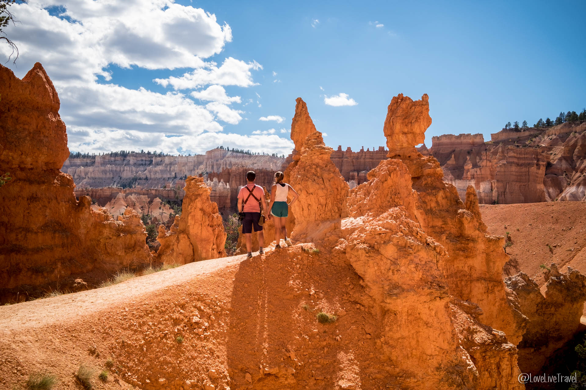 Bryce Canyon et ses fameux «Hoodoos»