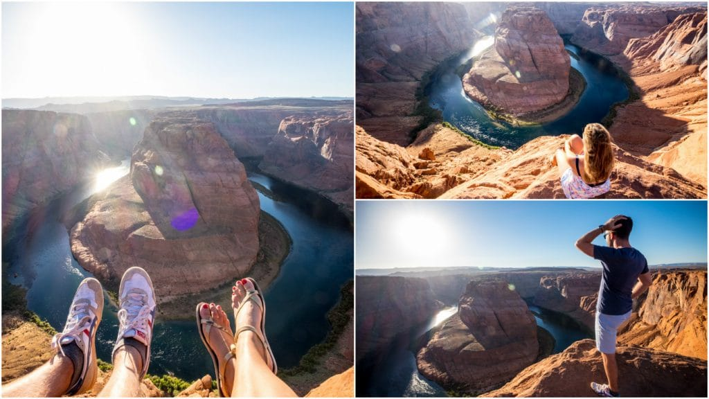 horse shoe bend page road trip usa blog voyage lovelivetravel