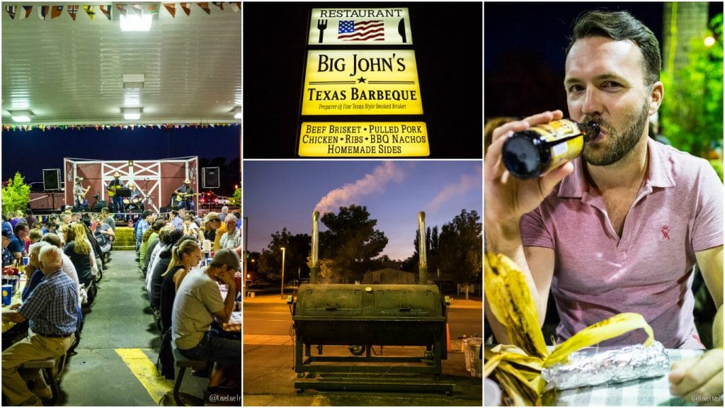 big john texas bbq page road trip usa blog voyage lovelivetravel