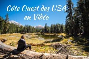 road trip côte ouest usa vidéo blog voyage lovelivetravel