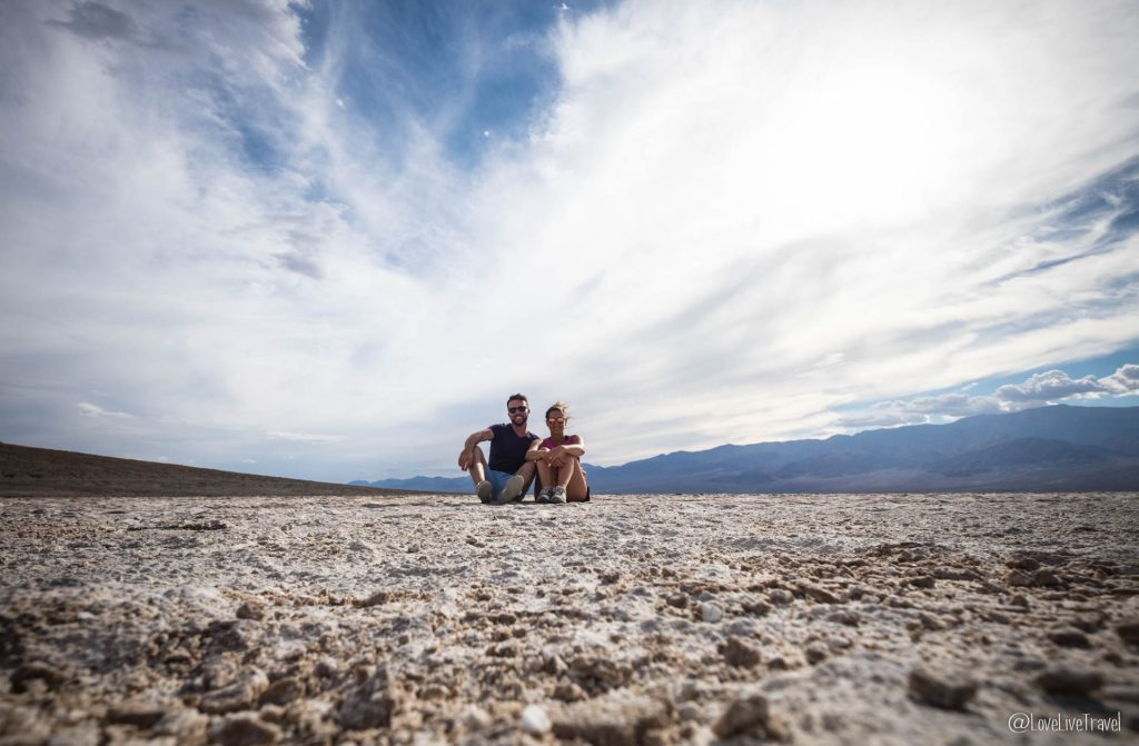 Death Valley : il fait chaud mais c'est beau californie usa blog voyage et lifestyle lovelivetravel