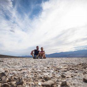 Death Valley : il fait chaud mais c'est beau