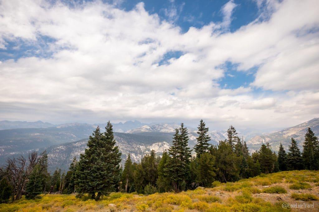 Mammoth lakes Rainbow falls californie road trip usa blog voyage lovelivetravel