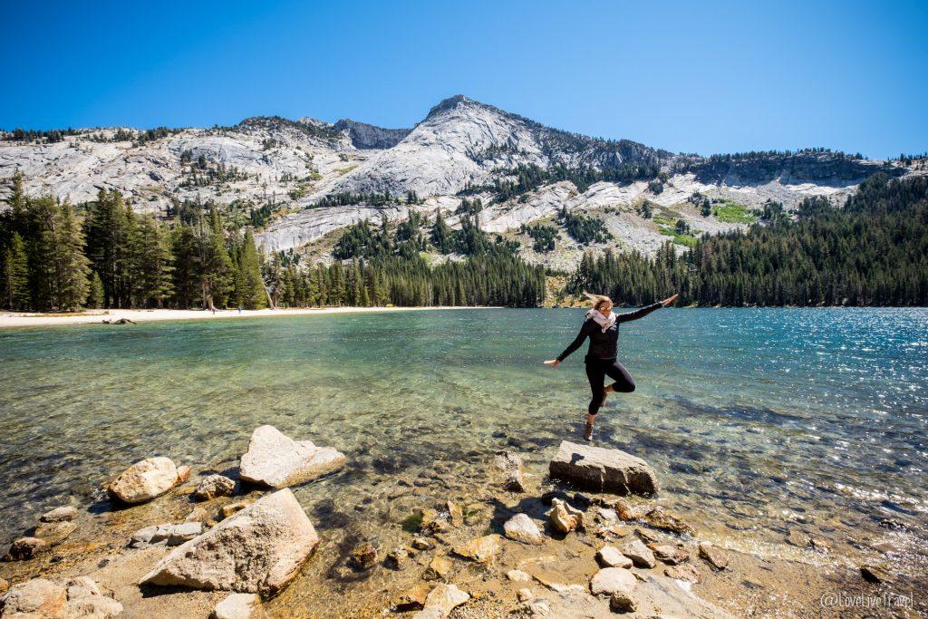 2 jours à Yosemite National Park usa blog voyage lovelivetravel