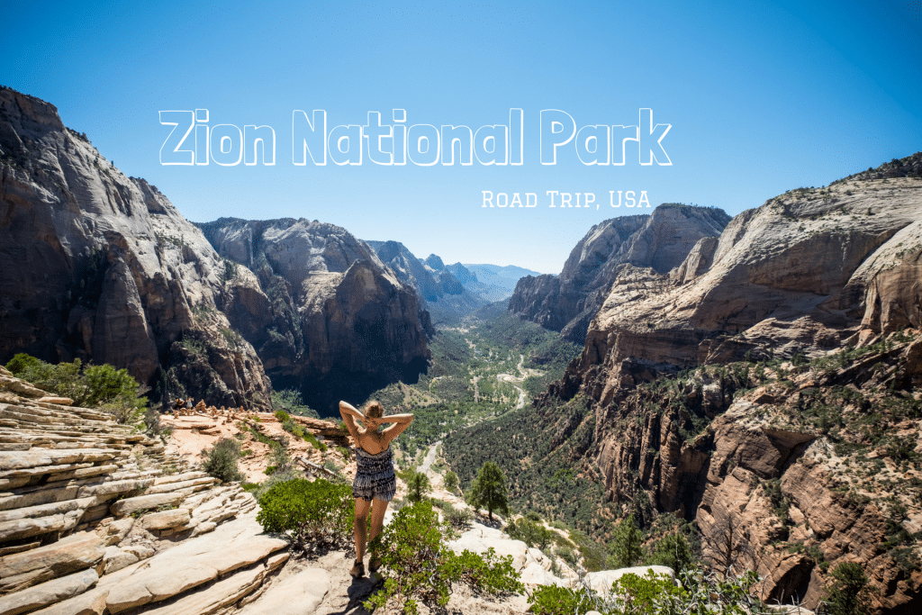 zion-national-park-blog-voyage-lovelivetravel Roadtrip USA