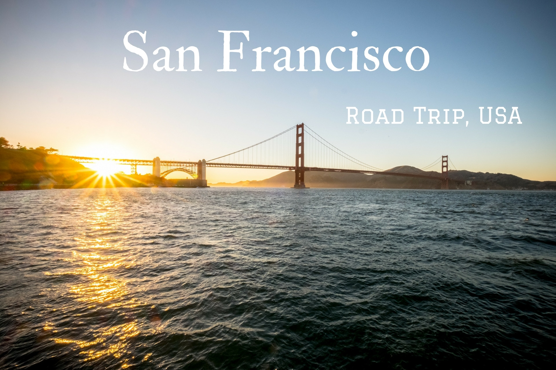 Roadtrip 3 jours à San Francisco