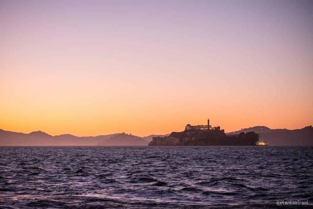 alcatraz fisherman wharf district san francisco road trip usa blog voyage lovelivetravel