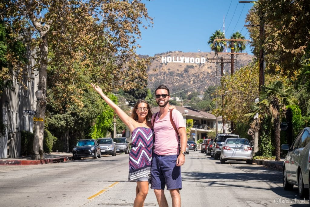 Hollywood Los Angeles Californie Road trip USA blog voyage Lovelivetravel